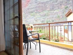 Calma Suites Agulo balcony and views