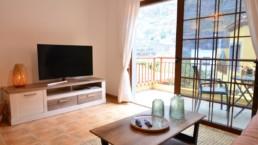Calma Suites Agulo La Gomera - Living-room and balcony