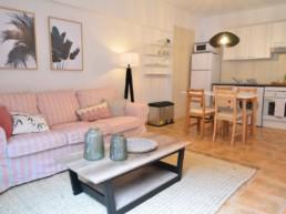 Calma Suites Agulo La Gomera - Living-room and kitchen