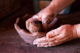 Ceramica aborigen La Gomera