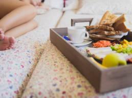 Desayuna en tu apartamento