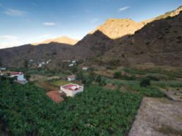 Apartamentos Los Telares vistas Hermigua La Gomera