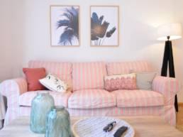 Calma Suites salón